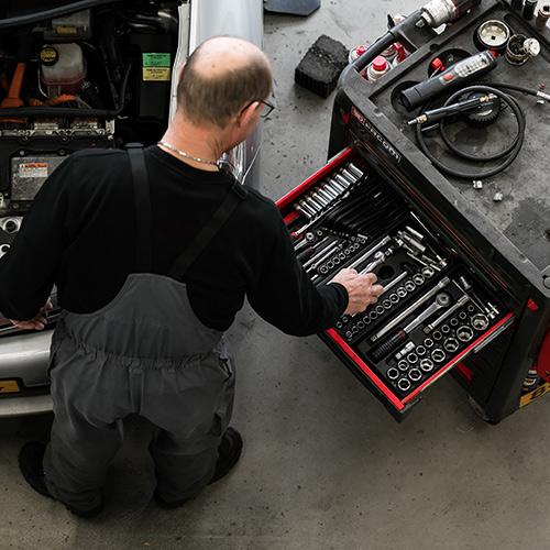 1e Autotechnicus/Diagnose specialist MB Personenauto's te Breda