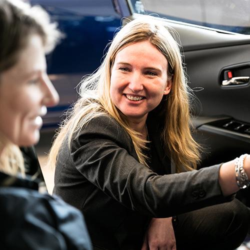 Verkoopleider Mercedes-Benz te Breda