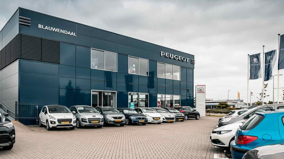 Louwman Peugeot Hellevoetsluis
