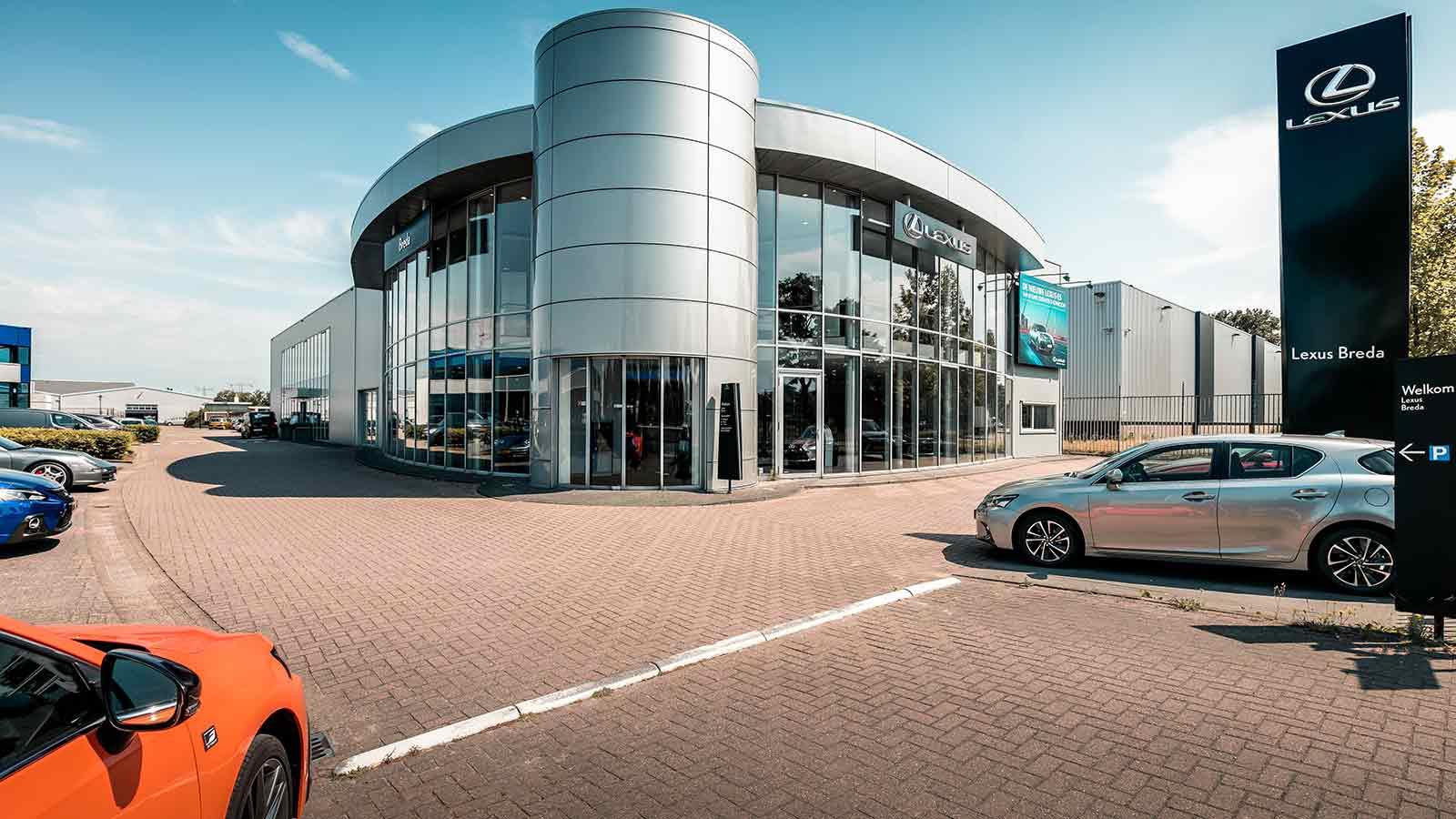 Louwman Lexus Breda