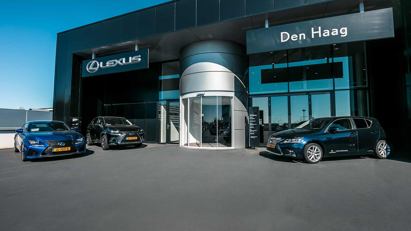 Louwman Lexus Den Haag