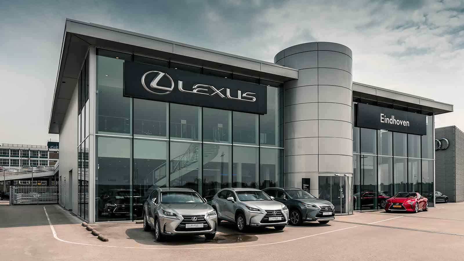 Louwman Lexus Eindhoven