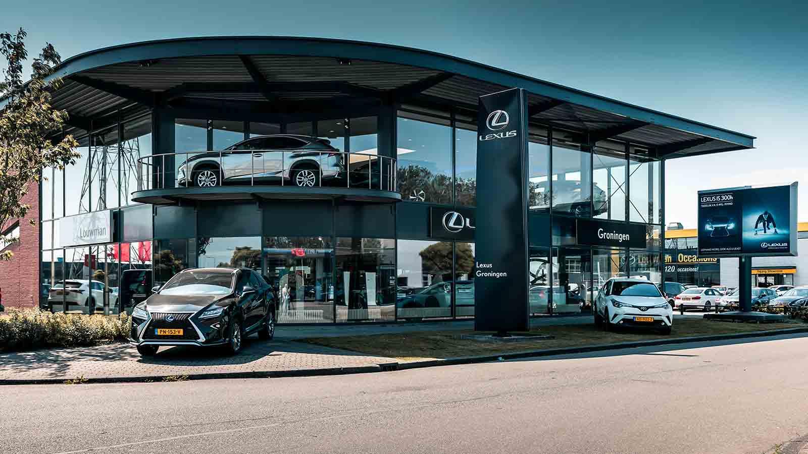 Louwman Lexus Groningen