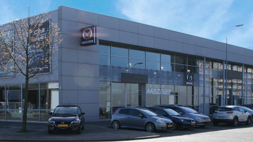 Louwman Mazda Eindhoven