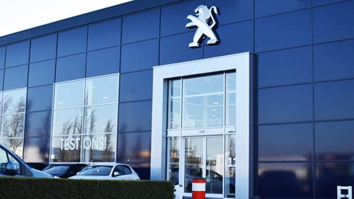Louwman Peugeot Goes