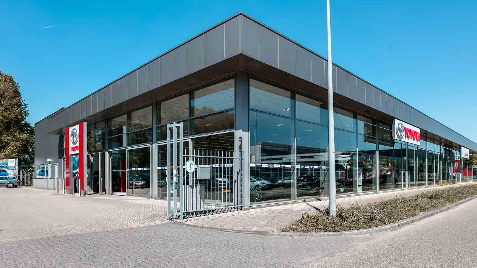 Louwman Toyota Amsterdam