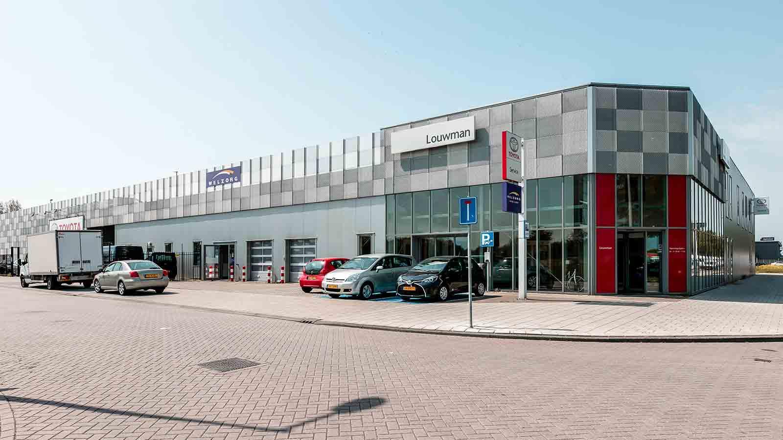 Louwman Toyota Amsterdam West