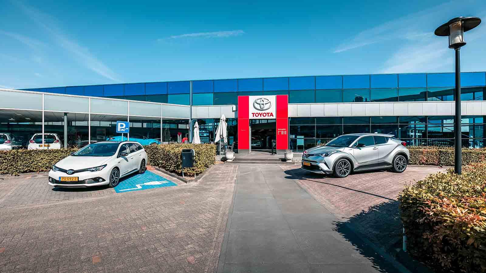 Louwman Toyota Breda