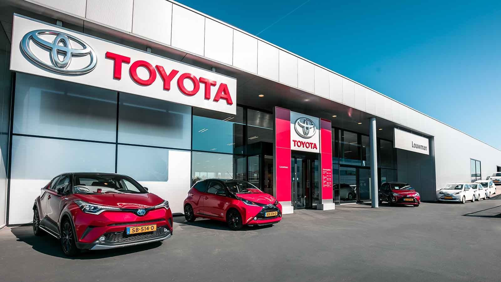 Louwman Toyota Den Haag