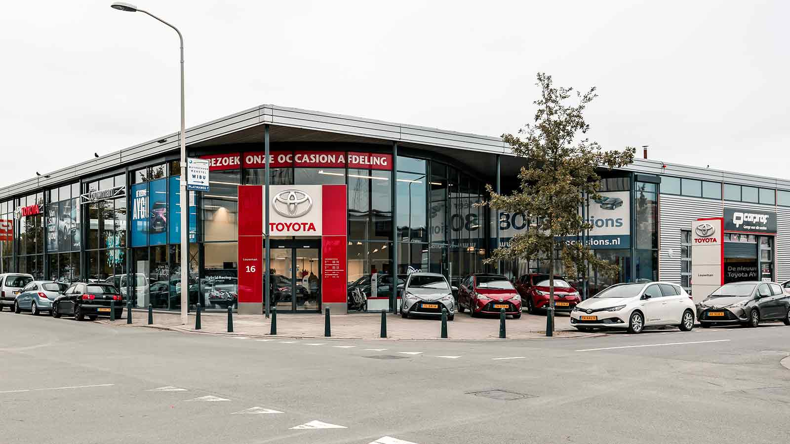 Louwman Toyota Den Haag Zuid