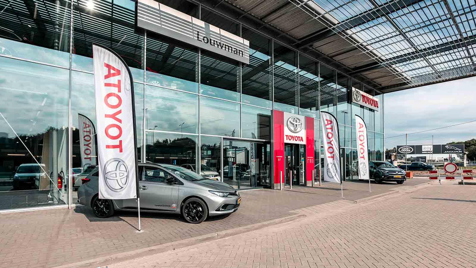 Louwman Toyota Dordrecht