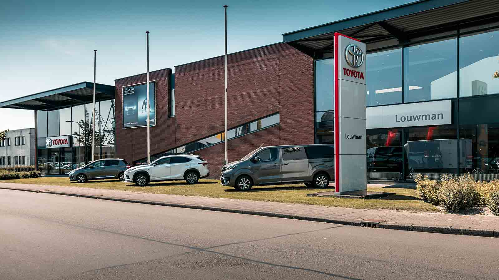 Louwman Toyota Groningen