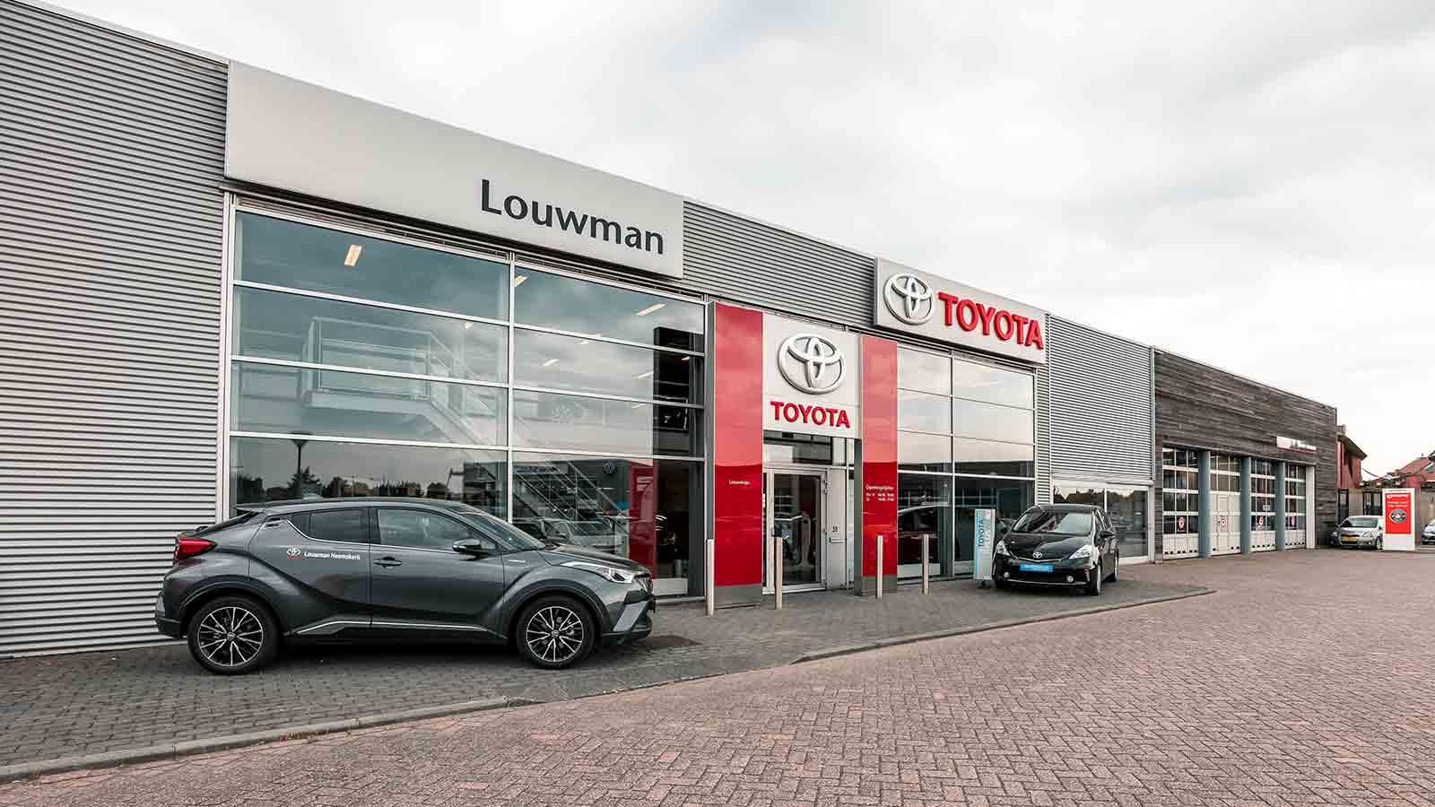 Louwman Toyota Heemskerk