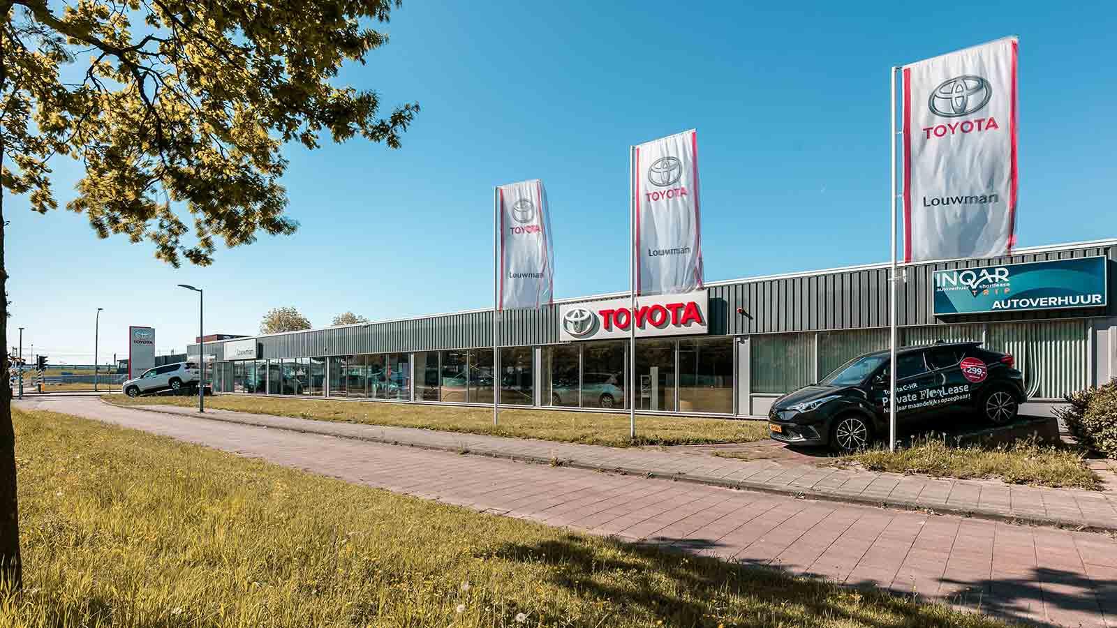 Louwman Toyota Hoofddorp