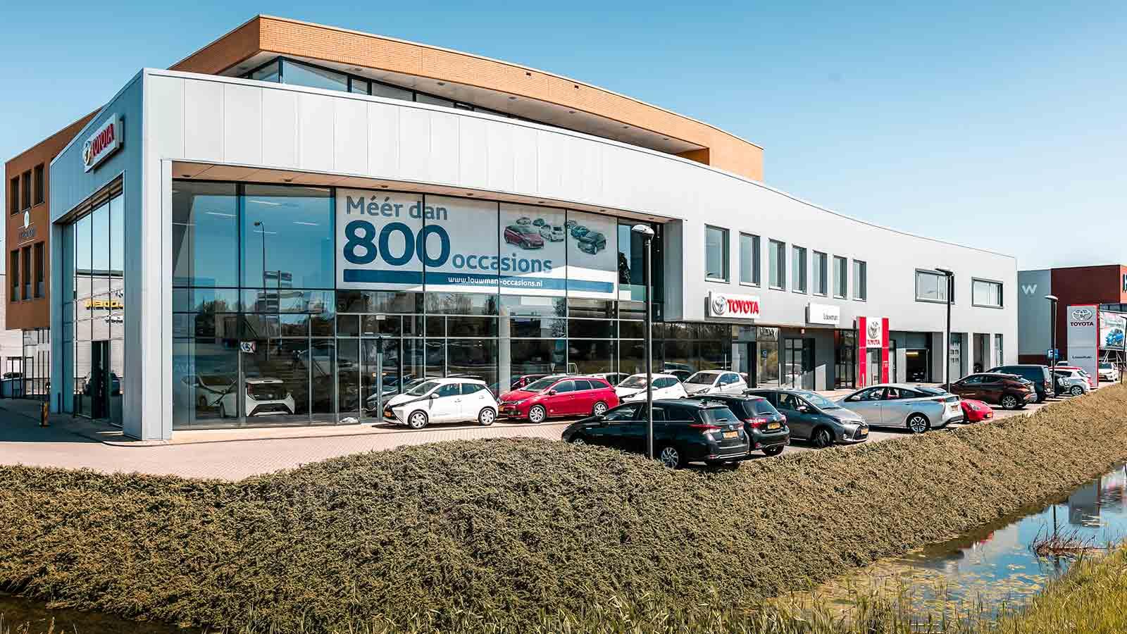 Louwman Toyota Noordwijk