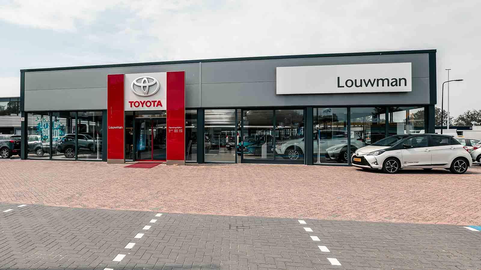 Louwman Toyota Schagen