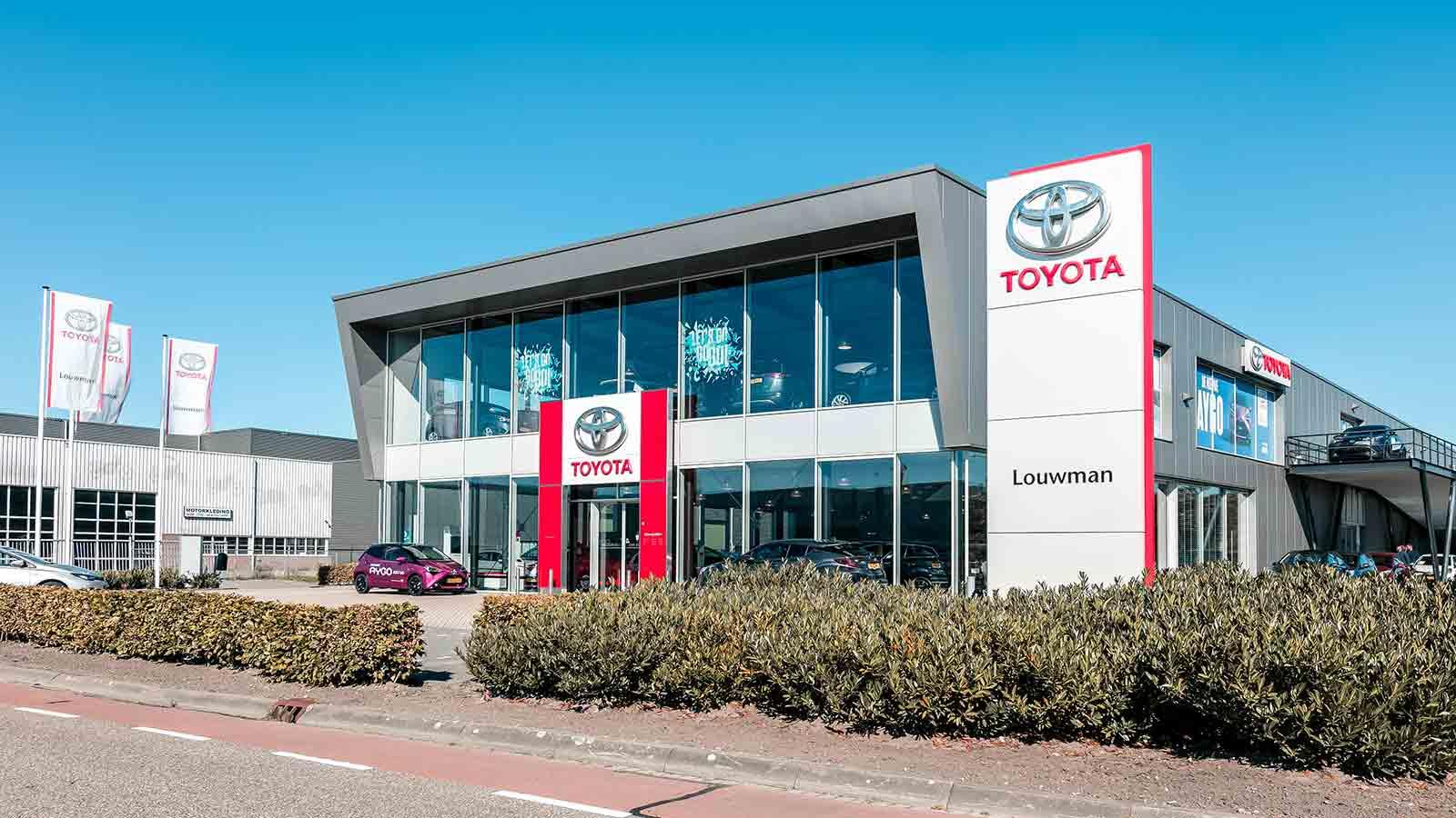 Louwman Toyota Rijen