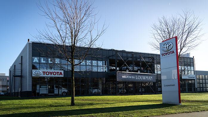 Louwman Toyota Rotterdam Noord