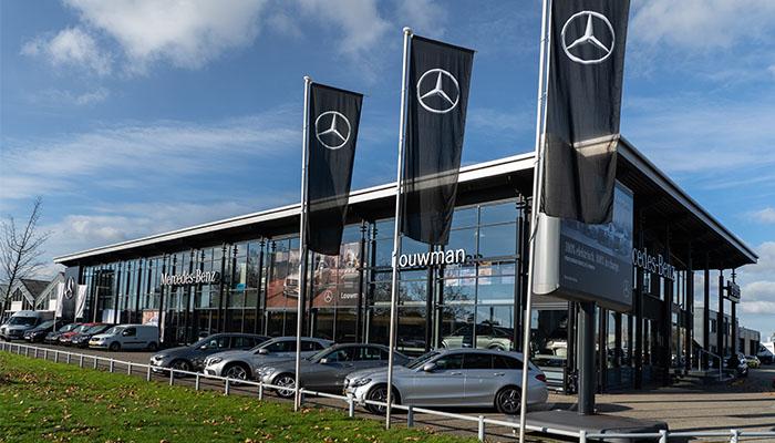 Louwman Mercedes-Benz Personenwagens Goes