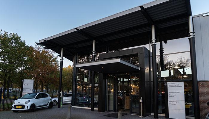 Louwman Mercedes-Benz Bedrijfswagens Roosendaal