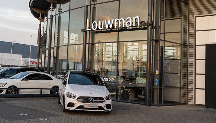 Louwman Mercedes-Benz Bedrijfswagens Terneuzen