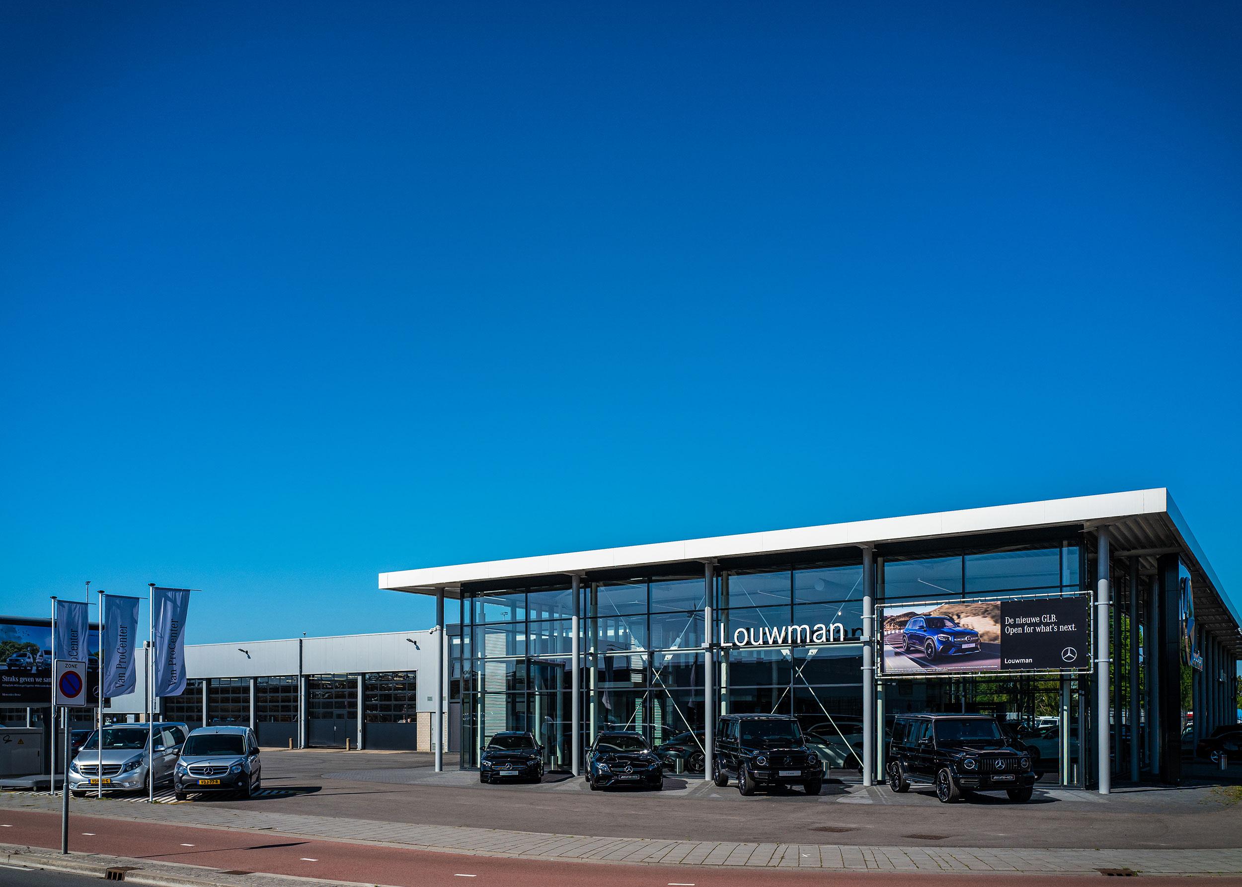 Louwman Mercedes-Benz Bedrijfswagens Den Bosch