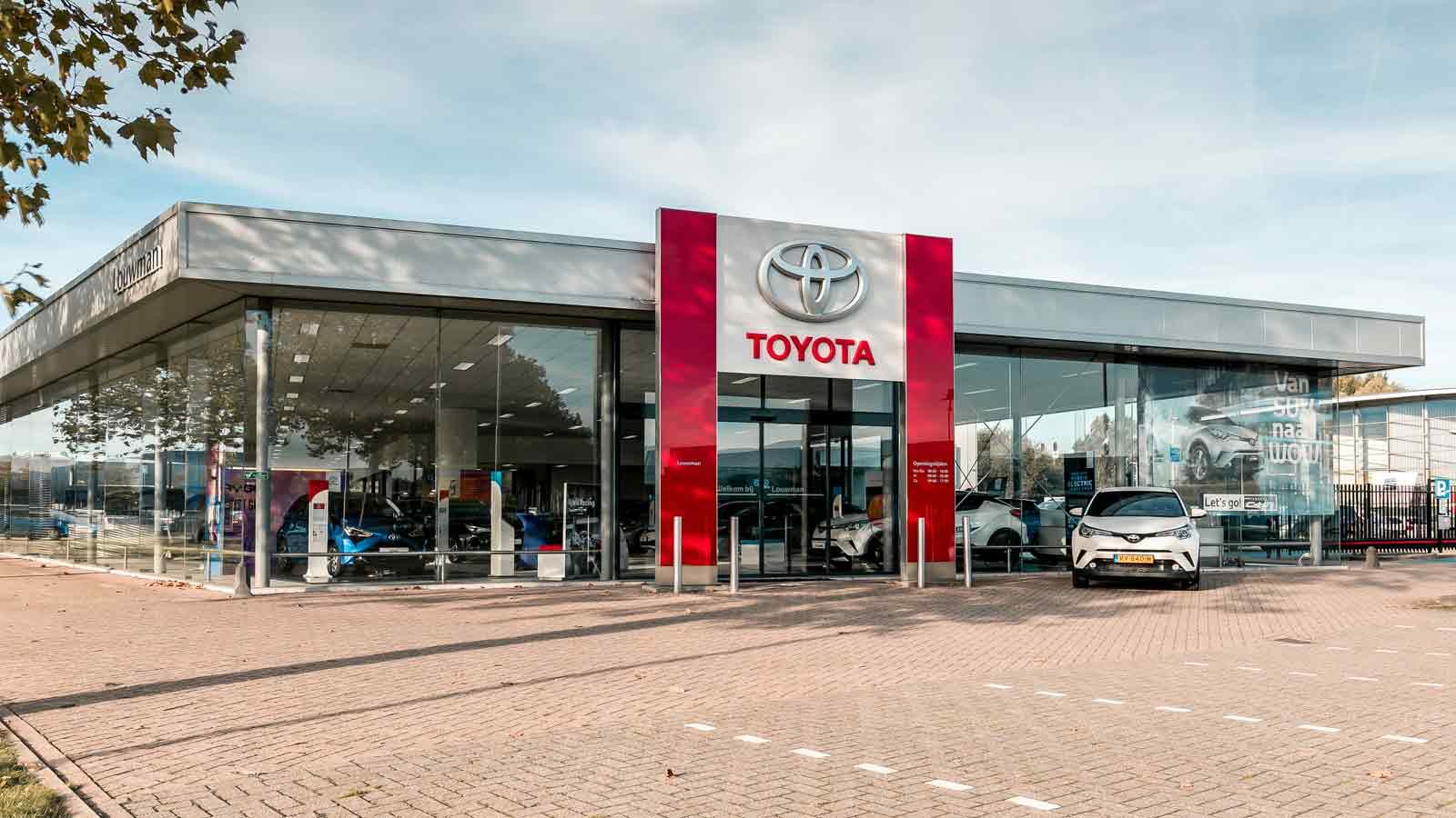 Louwman Toyota Roosendaal