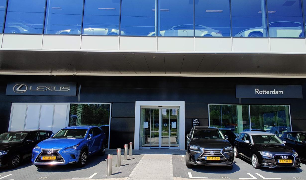 Louwman Lexus Rotterdam
