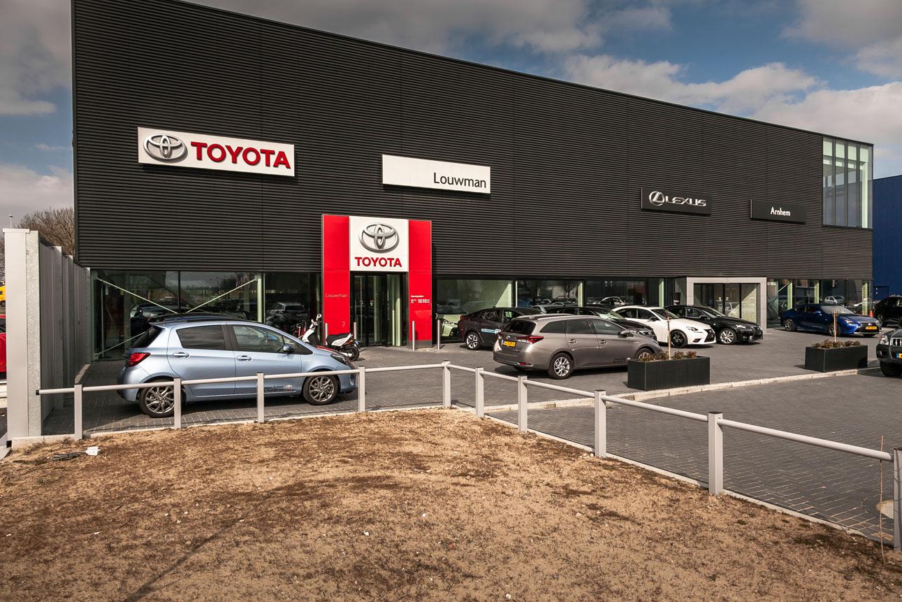 Louwman Toyota Arnhem