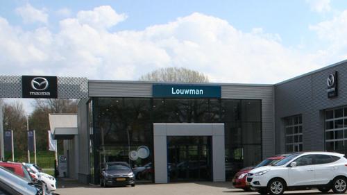 Louwman Mazda Tilburg