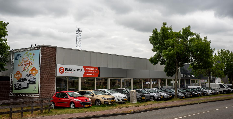 Louwman Peugeot Naaldwijk