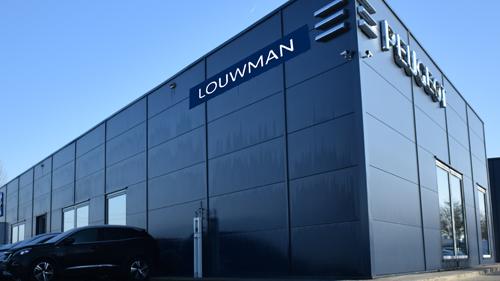 Louwman Peugeot Roosendaal
