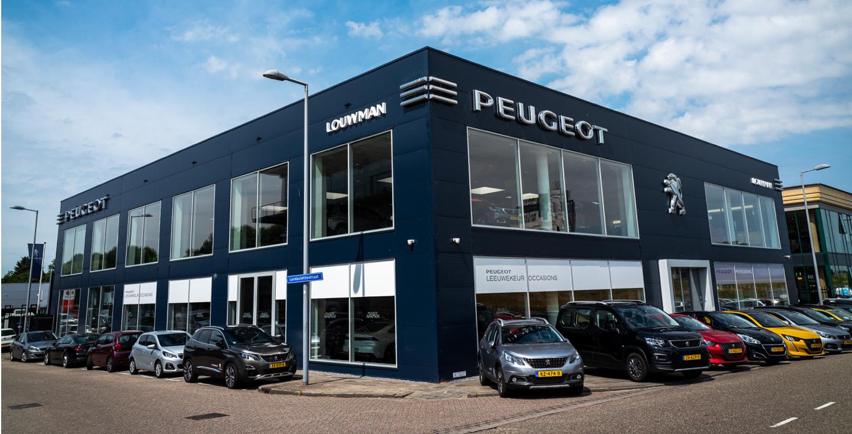 Louwman Peugeot Rotterdam