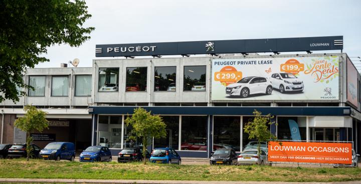 Louwman Peugeot Schiedam