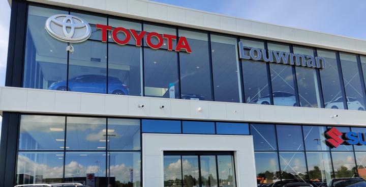 Louwman Toyota Purmerend