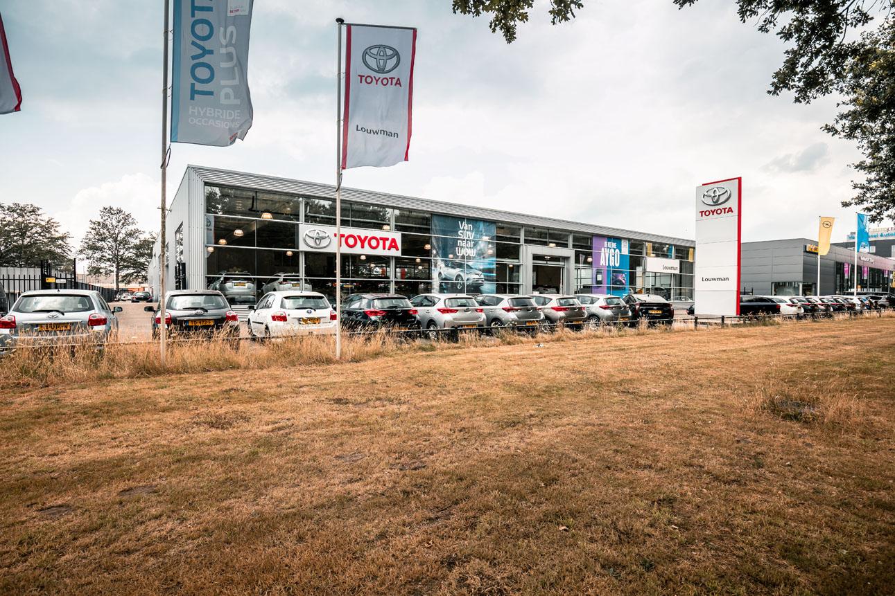 Louwman Toyota Tilburg