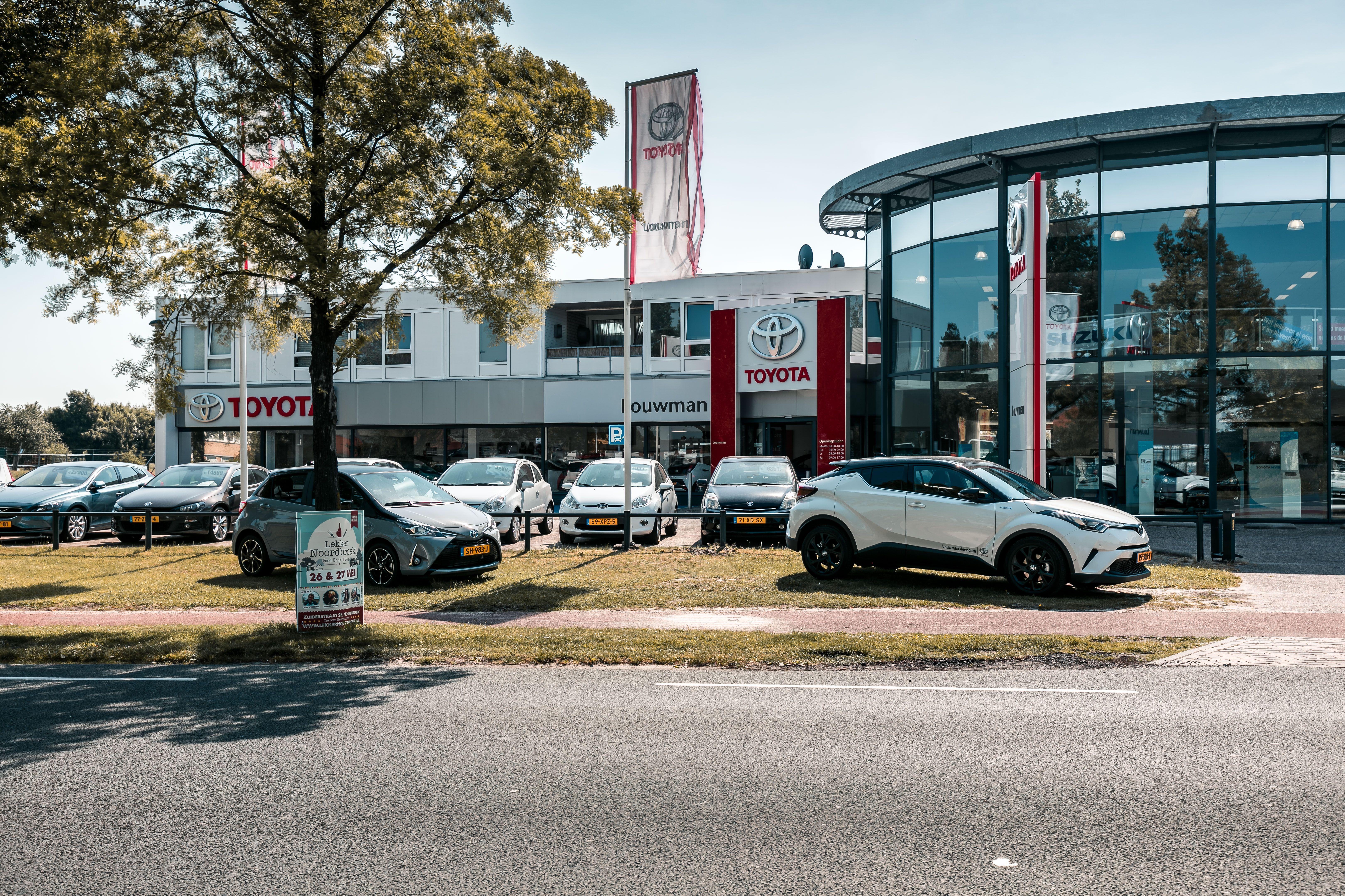 Louwman Toyota Veendam